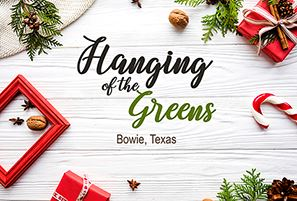 Hanging of the Greens rez