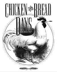 Chicken and Bread Days logo